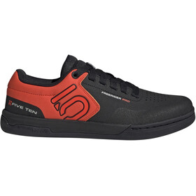 adidas Five Ten Freerider Pro Shoes Men core black/active orange/gretwo